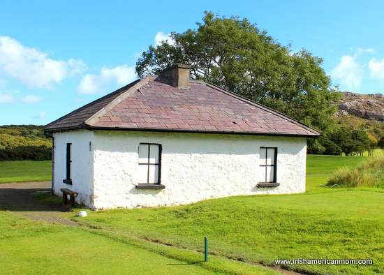 Old Cottage on Howth golf course