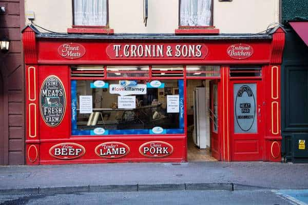 Cronin's Butcher Shop Ireland