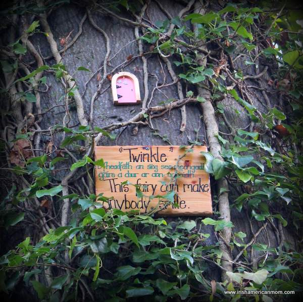 Fairy Doors on a Fairy Trail
