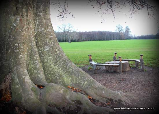 Fairy Picnic Table
