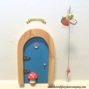 Fairy door bell