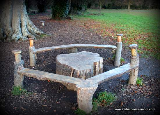The Fairy Council Meeting Place in Corkagh Park