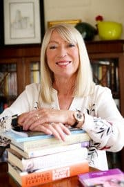Irish newscaster Anne Doyle
