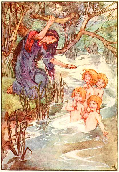 The Children of Lir - Book of Myths