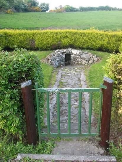 St. Brigid's Well, Raffony, Virginia, Co. Cavan