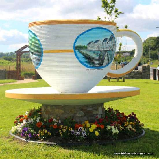 Teacup in Ramelton