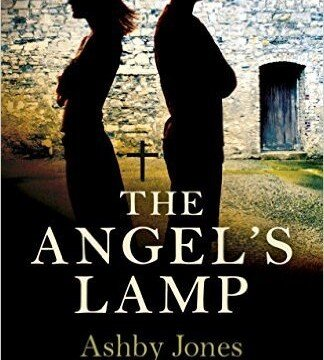 Book cover for The Angel's Lamp