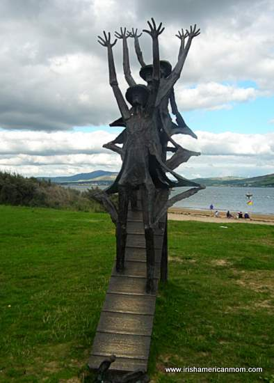 The Flight of the Earls Rathmullan Donegal