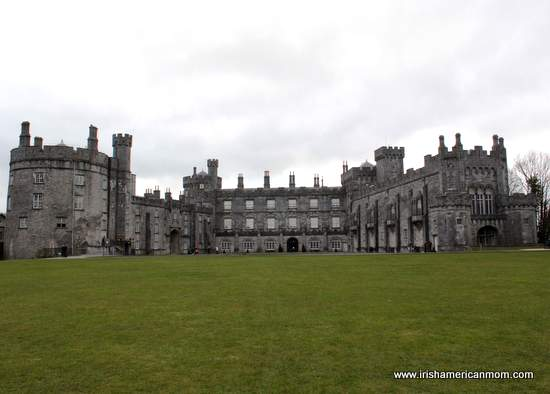 Kilkenny Castle - ancestral home of the Butler family