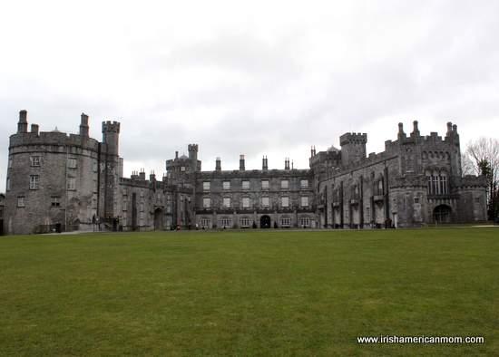 Kilkenny Castle - ancestral home of the Butler family