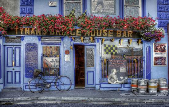 Tynan's bar in Kilkenny City