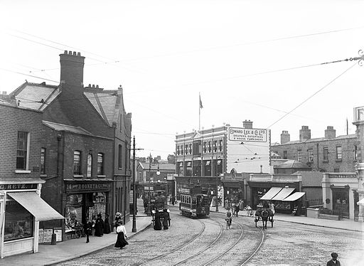Rathmines Dublin in 1911