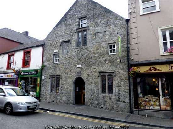 Shee Alms House Kilkenny City Tourist Office