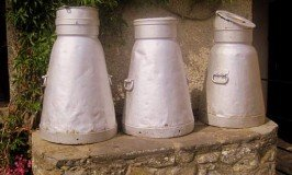 Why Milk Churns Remind Me Of Ireland