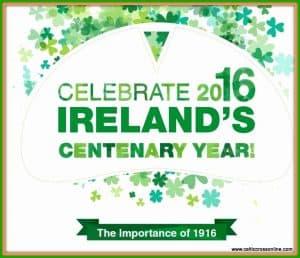 Celebrating 1916 in 2016