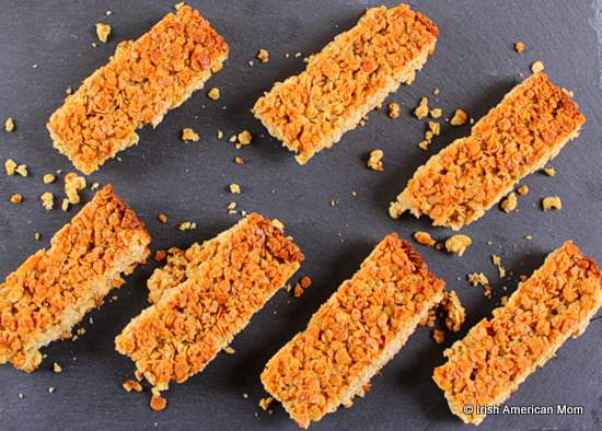 Irish flapjacks