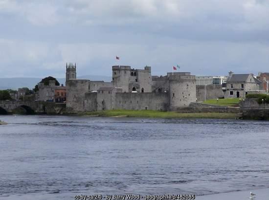 St. John's Castle Limerick