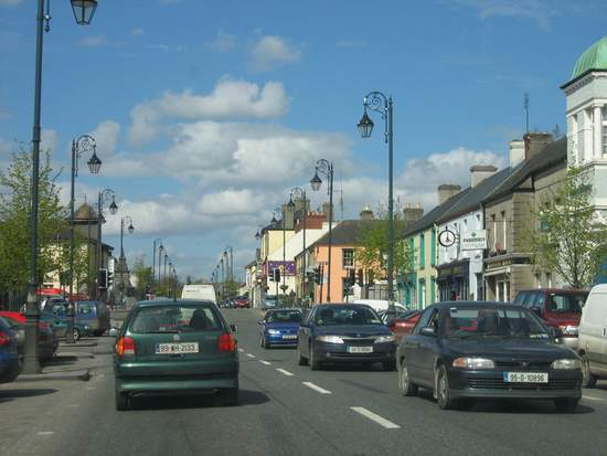 Abbeyleix, County Laois, Ireland