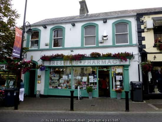 Breslins Pharmacy Portlaoise County Laois Ireland