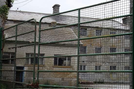 Donaghamore Workhouse Laois Ireland