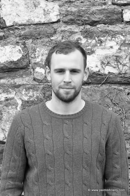 Brendan McCarey of Painted Clans