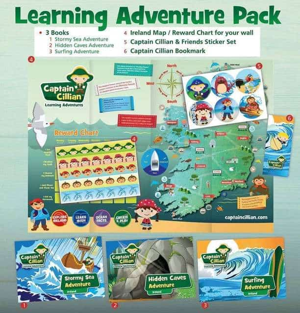 Captain Cillian's Learning Adventure Park