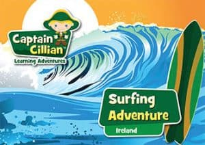 Captain Cillian's Surfing Adventure