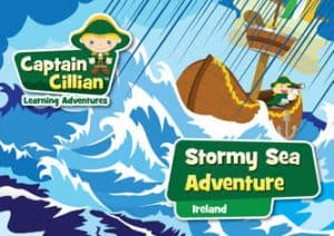 Captian Cillian's Stormy Sea Adventure