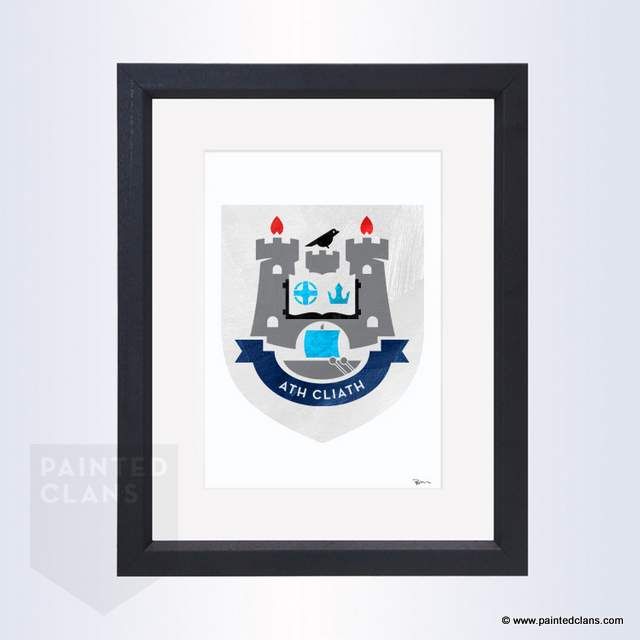 Dublin Crest by Painted Clans