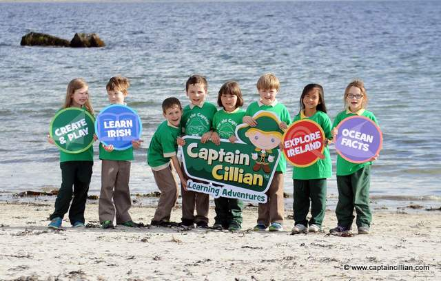 Learning Adventures with Captain Cillian