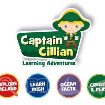 Little Irish Pirate Learning Adventures