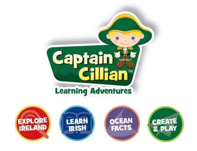 Logo for Captain Cillian