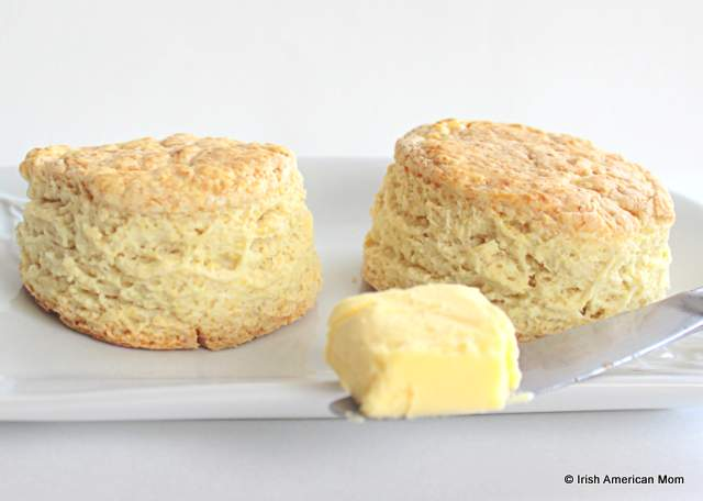 Irish Buttermilk Scones