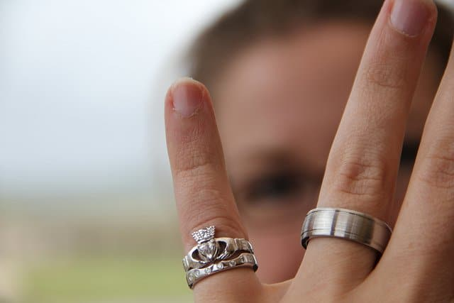 Irish wedding rings