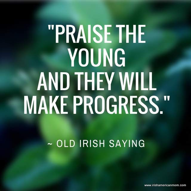 -Praise the youngand they will make progress.-001