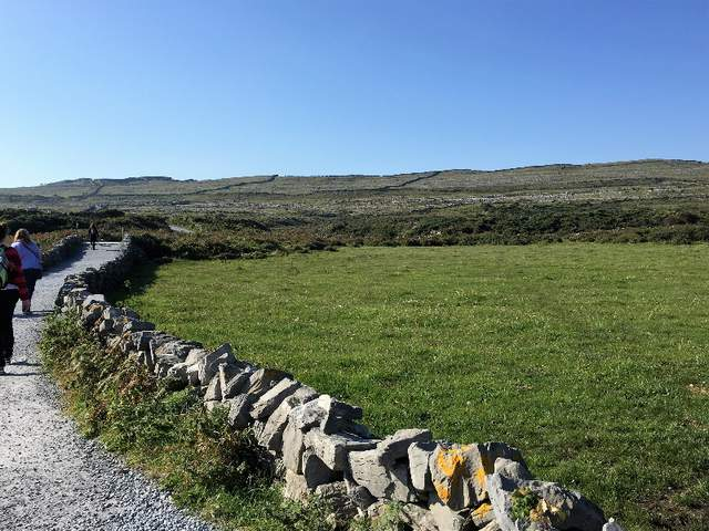 Stone Walls on Inishmore