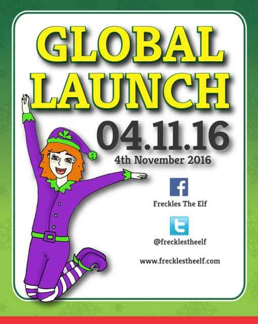 freckles-the-elf-christmas-magic-in-ireland-global-launch
