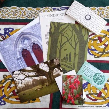 Celtic inspired greeting cards