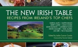 The New Irish Table Book Cover