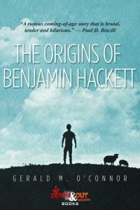 Book Cover for The Origins of Benjamin Hackett