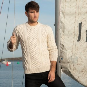 Image result for Traditional Vs Modern Irish Wool Sweaters