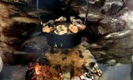 irish farmhouse cooking in a bastible