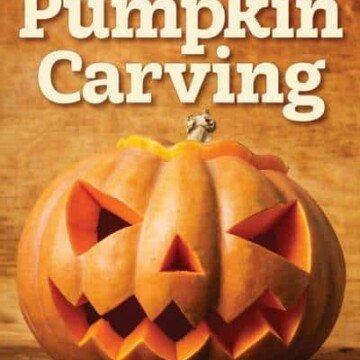 Pumpkin Carving Book Cover
