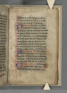 The Lords Prayer Old Irish Manuscript