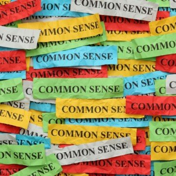 Colorful word tags