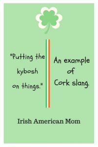 Irish expressions