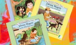 Gift books for children from Ireland