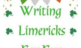 Writing Limericks for Fun Printable