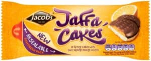 packet for jaffa cakes biscuits