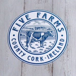 Five Farms Irish Cream Liqueur Logo